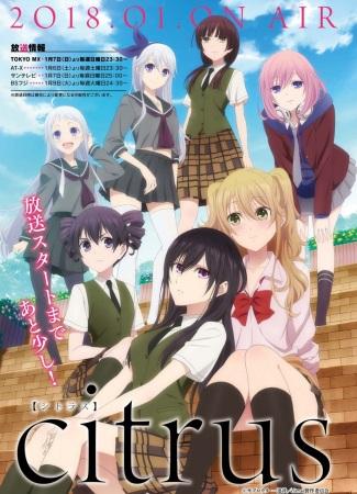 Review Anime Citrus