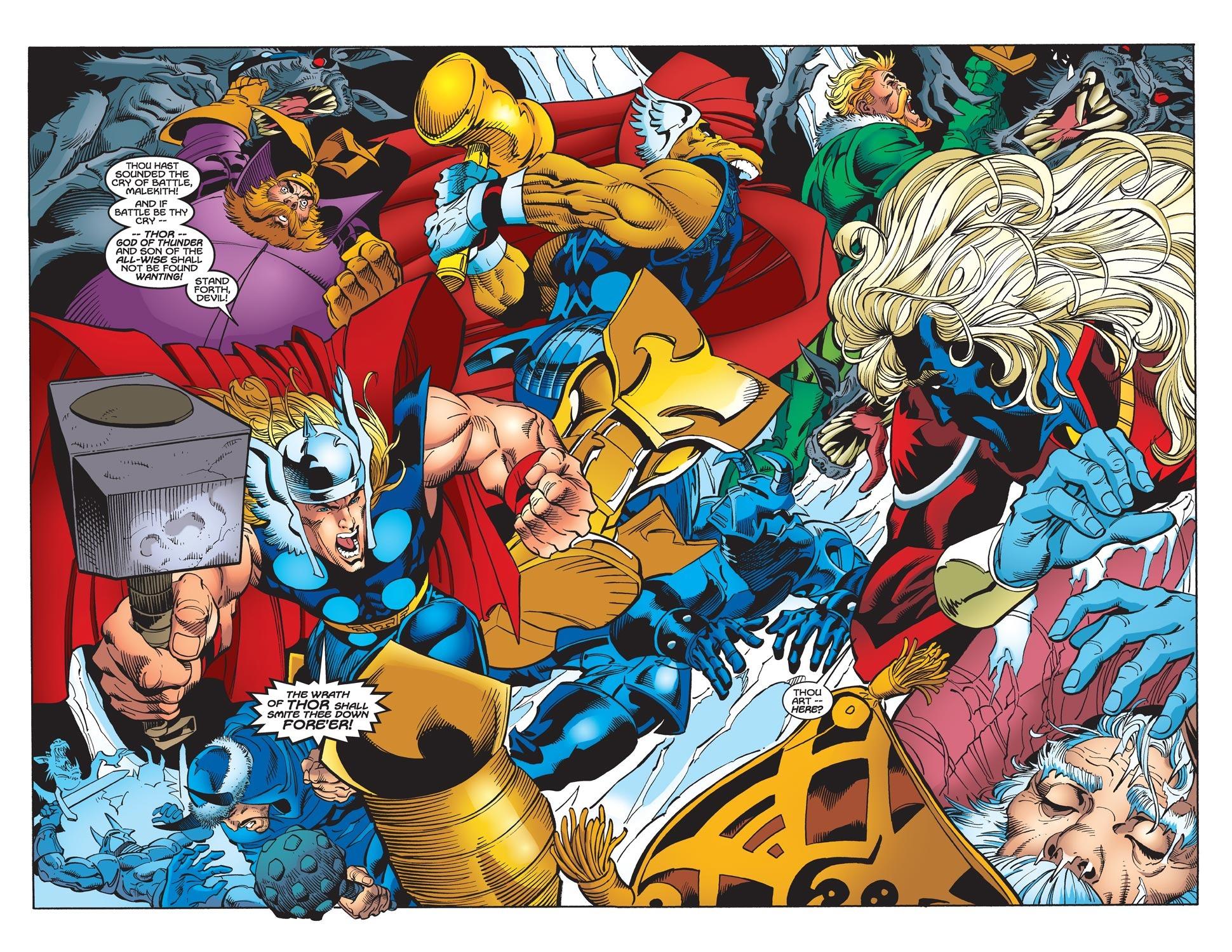 Thor (1998) Issue #31 #32 - English 16