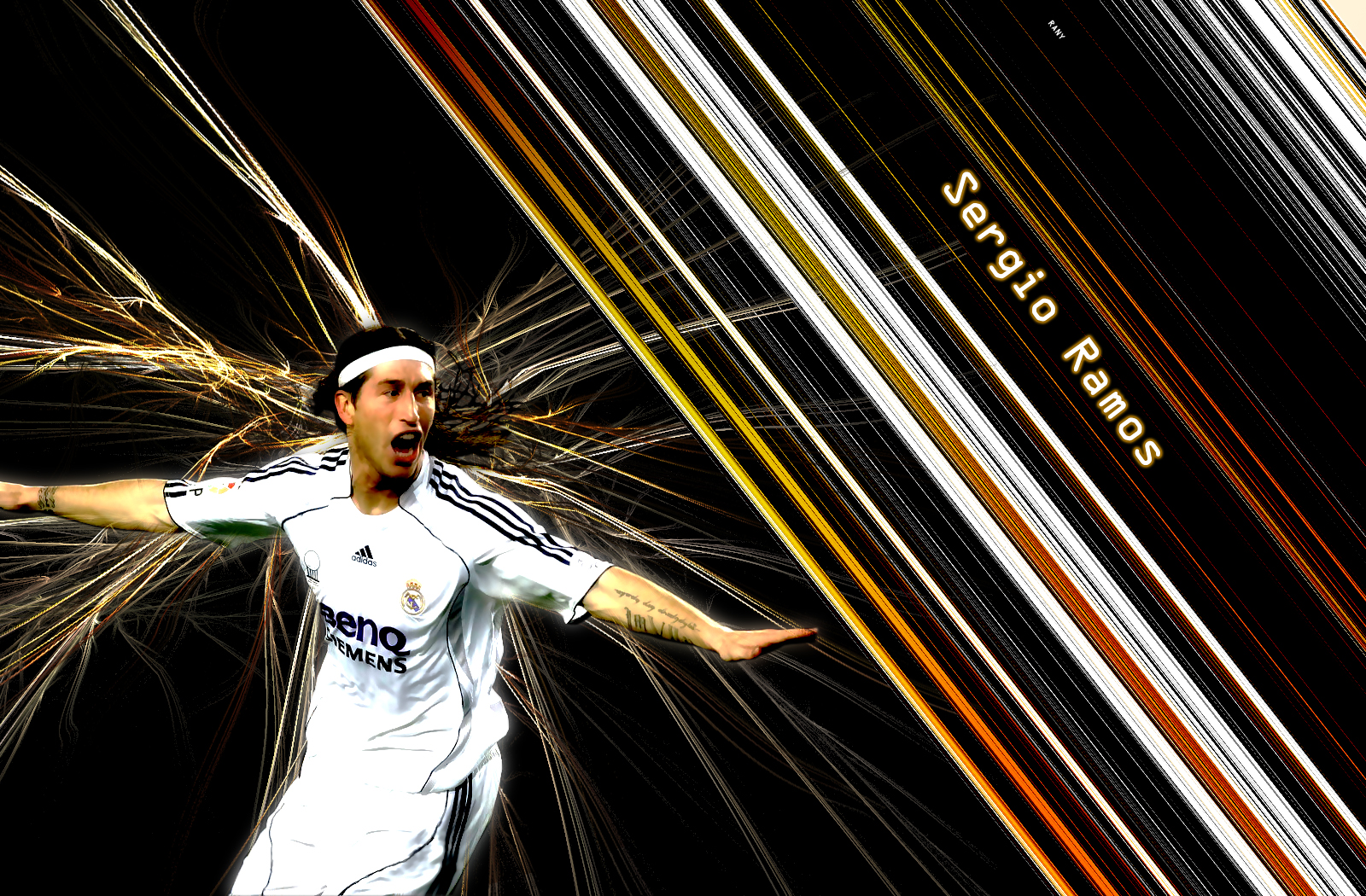 All Soccer Playerz HD Wallpapers: Sergio Ramos New HD