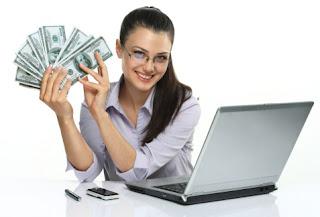 Cara Mudah Dapat Duit Dari internet ; bisnis online tanpa ...