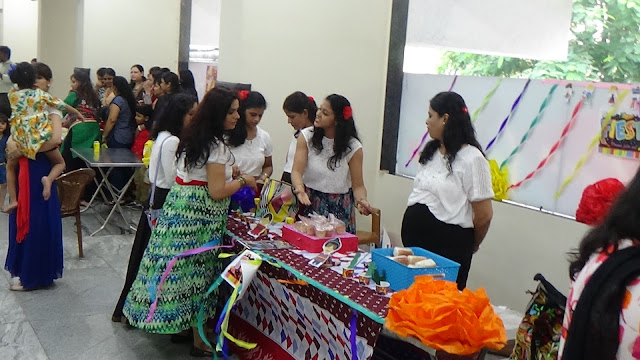 Amalgamation of Cultures of the World at VIBGYOR Kids, Borivali