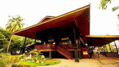 Rumah Adat Dolohupa , Rumah Adat Gorontalo