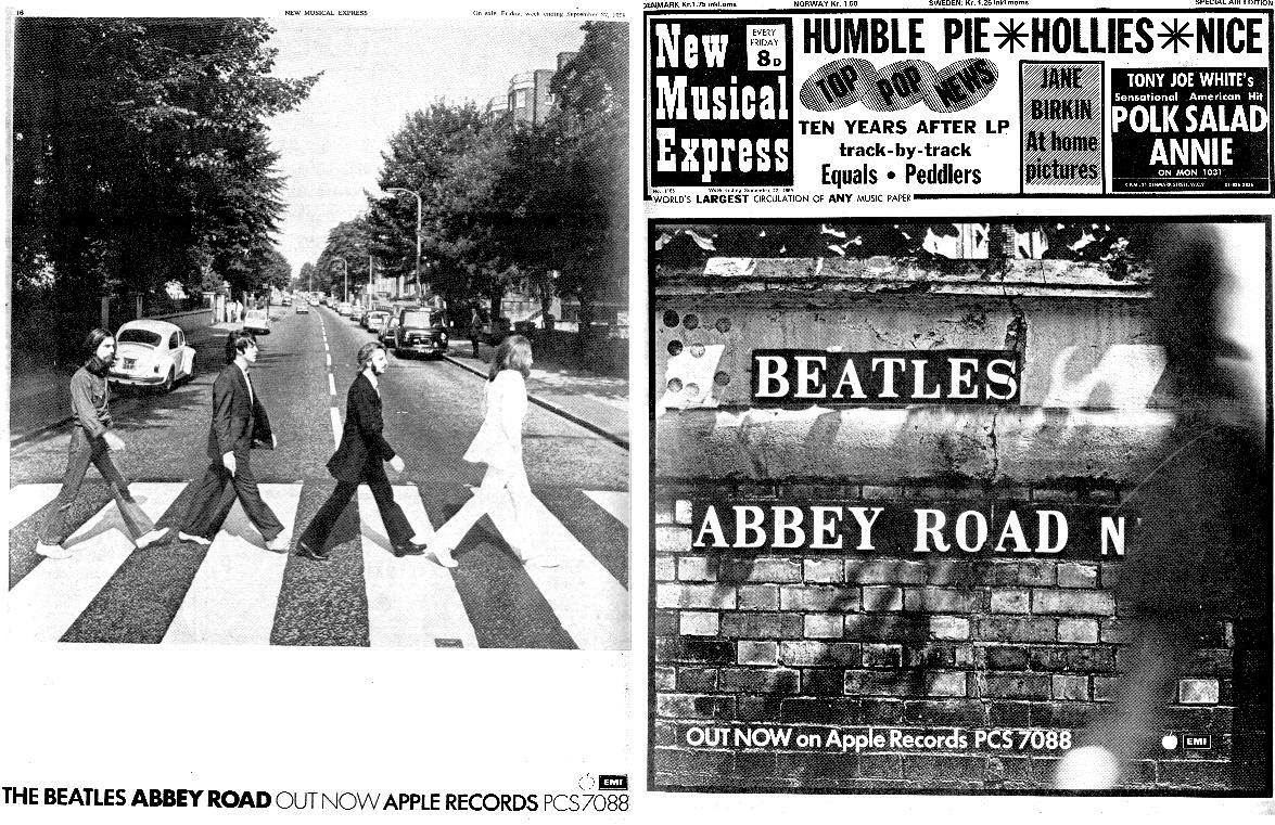 The Daily Beatle Abbey Road