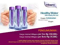 Agen Milagros Tegal Telp / WA 0812-2614-3004