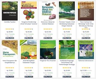 Daftar Buku Lengkap UGM Press Cluster Agro dan Animal