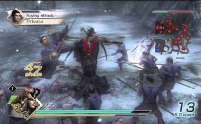 Tricks Cheat Game Dynasty Warriors 6
