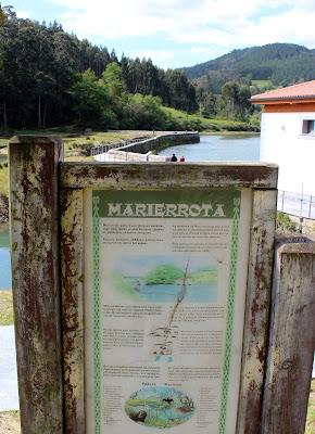 Marierrota en Lekeitio
