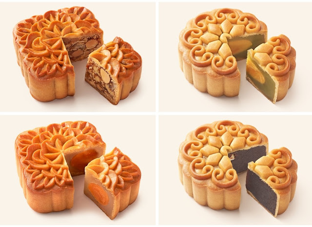 tai thong, New Mooncake Flavours, Mid-Autumn Set Menu, 2018 Mooncake