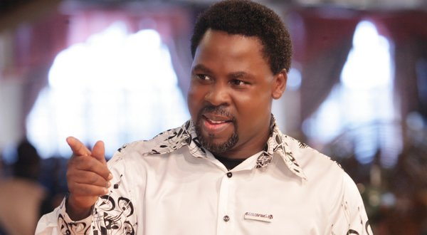 VIDEO: See what TB Joshua did to man caught watching porn in his church [VIDEO]