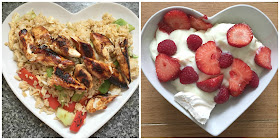 slimming world main meal and pudding