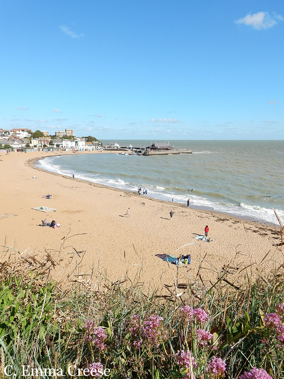 Broadstairs Beach Kent Adventures of a London Kiwi