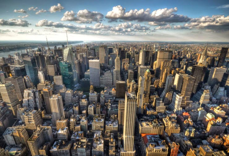 1. New York City, USA - 30 Best and Most Breathtaking Cityscapes