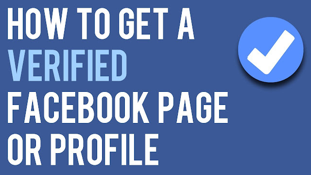 How to Verify Facebook Page or Profile?