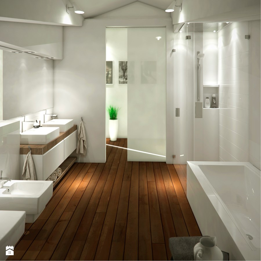 Lifestyle by paulinax12 inspiracje azienka bathroom for Toilet inspiration