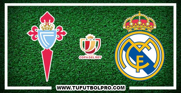 Ver Celta vs Real Madrid EN VIVO Por Internet Hoy 25 de Enero 2017