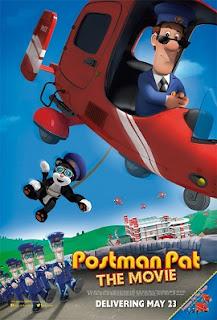 Xem Phim Huyền Thoại Đưa Thư - Postman Pat The Movie
