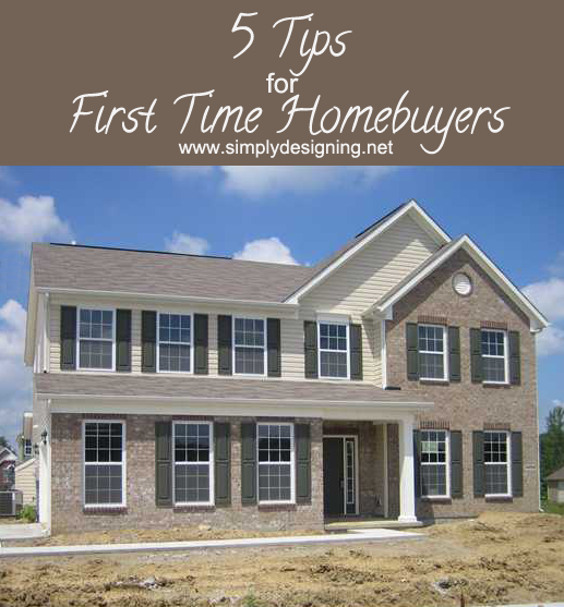 5 Tips for First Time HomeBuyers | these are the top 5 things everyone needs to know and do before buying a home | #ilovelennar #spon #home #house