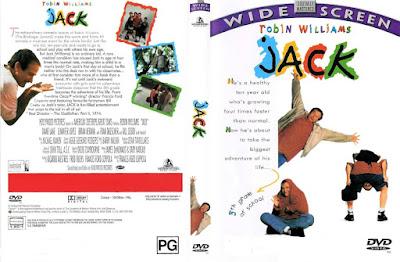Filme Jack DVD Capa