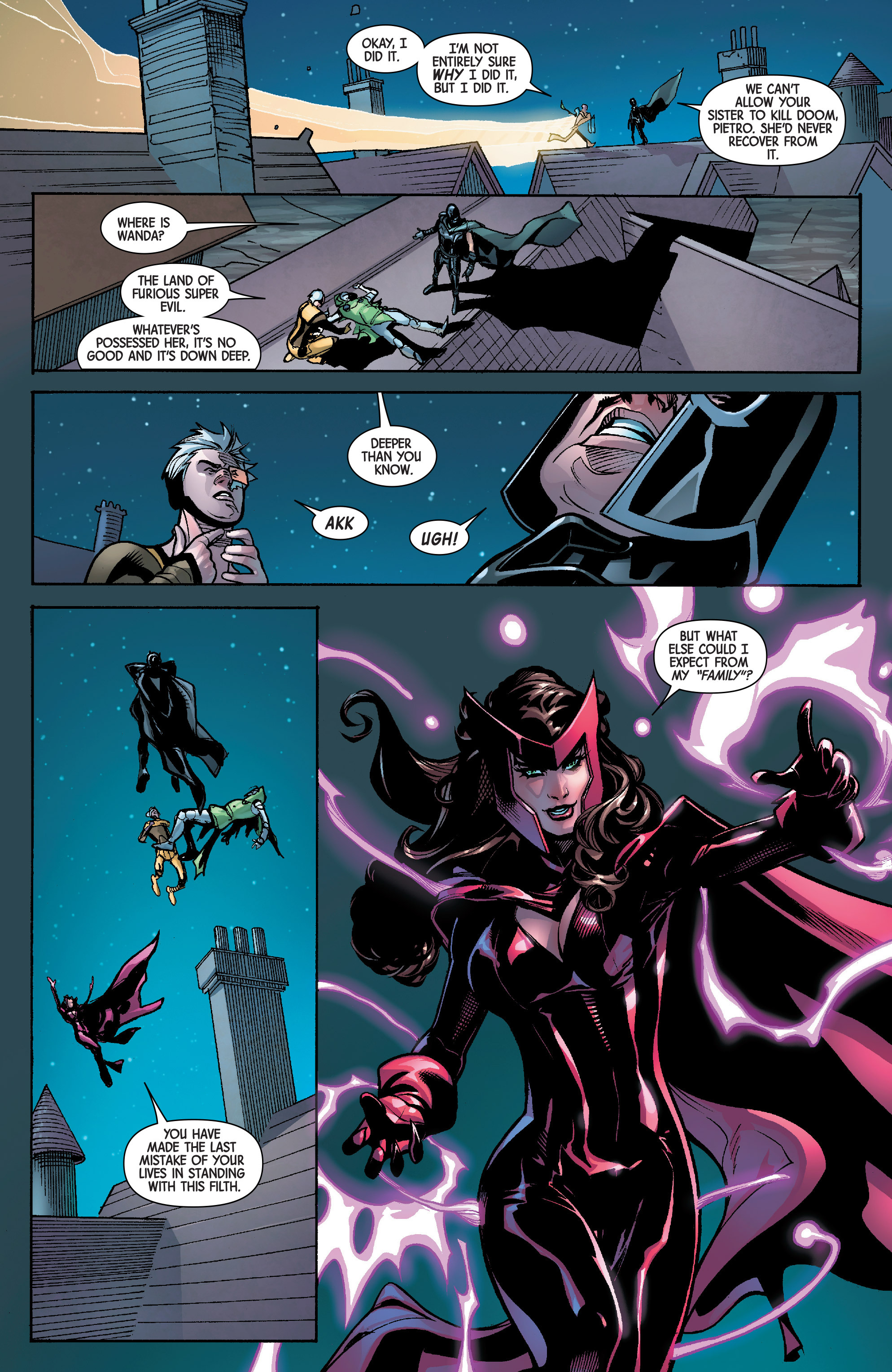 Read online Avengers & X-Men: AXIS comic -  Issue #6 - 18