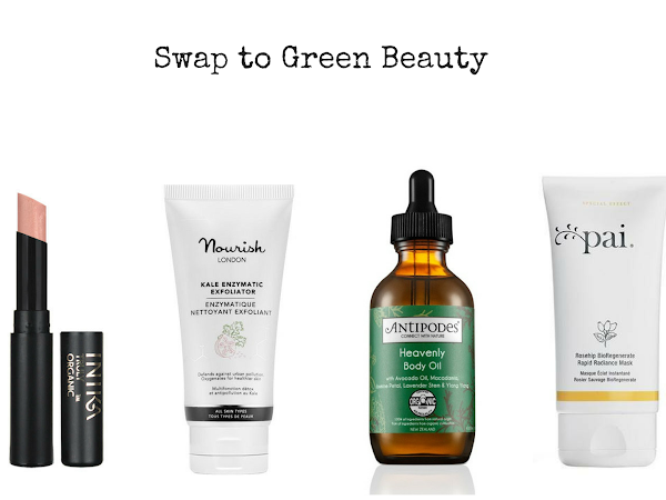 Series: Swap YouTuber Favourites for Green Beauty Alternatives #9
