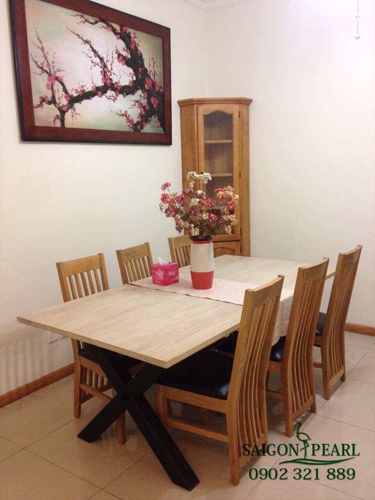 Cho thuê căn hộ Saigon Pearl quận Bình Thạnh giá rẻ - 3