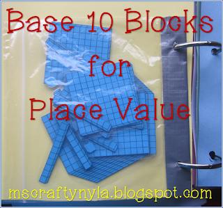 Base-10-Blocks-Activities
