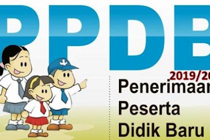 PENTING..!! GURU DAN ORANG TUA WAJIB TAHU, 4 HAL BARU PPDB 2019