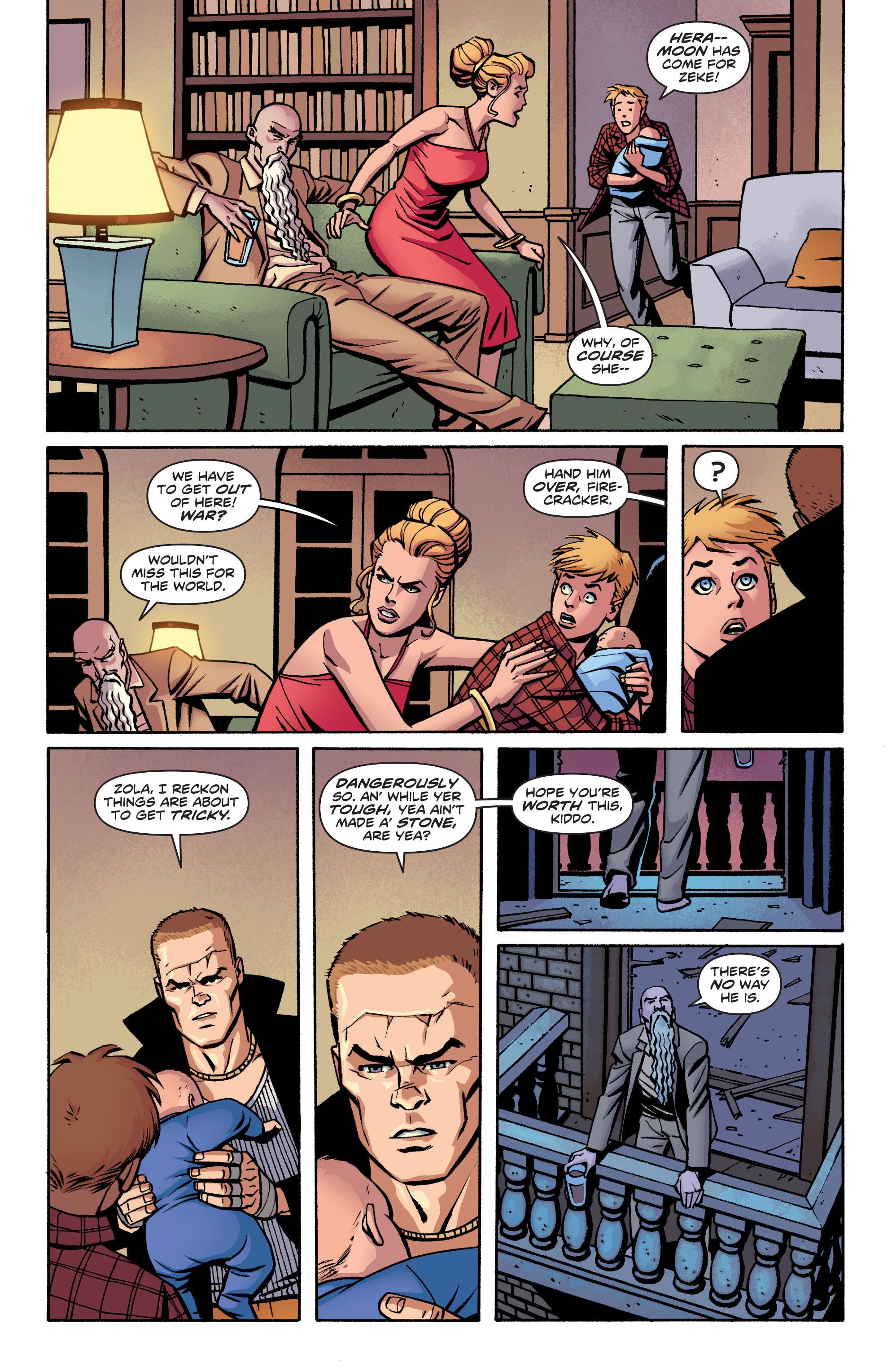 Read online Wonder Woman (2011) comic -  Issue #20 - 7