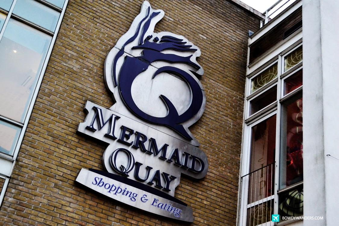 Mermaid Quay in Wales