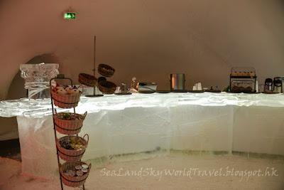 芬蘭, Kemi, Snowcastle, 冰雪堡壘, ice bar