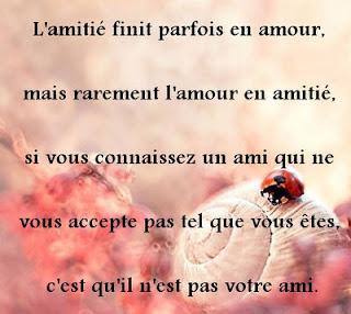 Message D Amitié Poèmes Et Textes Damour