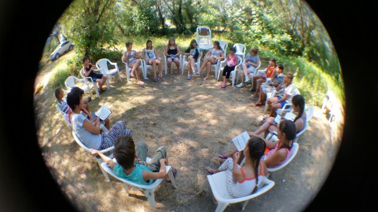 лагеря девизы первый день знакомства