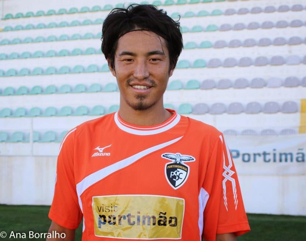 Football Kits FC: SC Portimonense 2014/15 Mizuno away kit