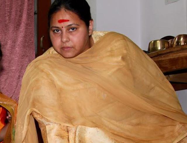 राजद कार्यकर्ता आरएसएस के गुप्त एजेंडे से रहें सावधान : मीसा भारती