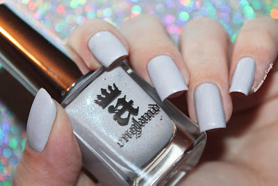 """Swatch of the nail polish """"Cathy"""" from A-England"""