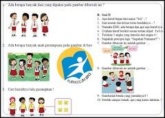 Soal Kurikulum 2013 Revisi Kelas 1 Semester 1 Untuk PTS/UTS