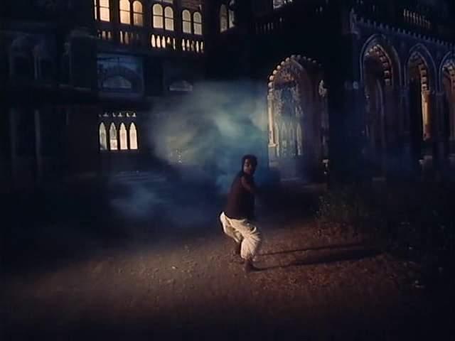 Purana Mandir horror scene durjan scared