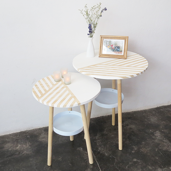 http://www.ohohblog.com/2014/05/diy-side-tables.html