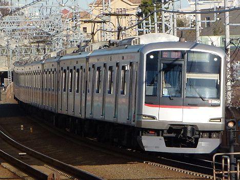 東急東横線 急行 菊名行き 5050系