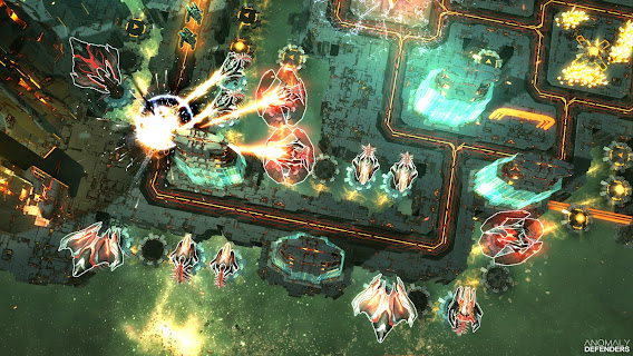 Anomaly Defenders ScreenShot 02