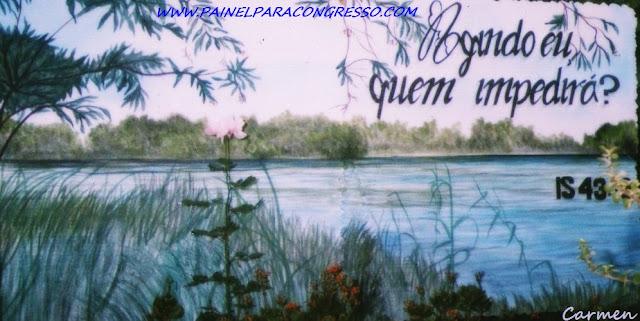 Painel de paisagem número 1050