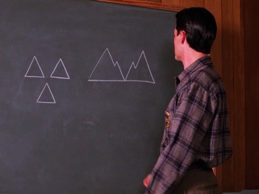 Twin Peaks - Season 2 Episode 17: Wounds and Scars