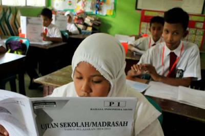 USBN Dinilai Bertentangan dengan Pendidikan Karakter
