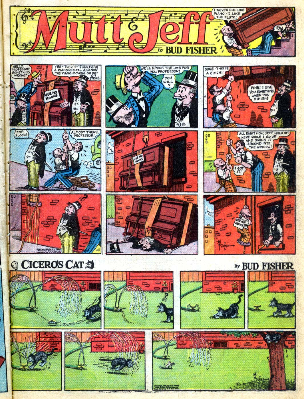 Read online All-American Comics (1939) comic -  Issue #4 - 11