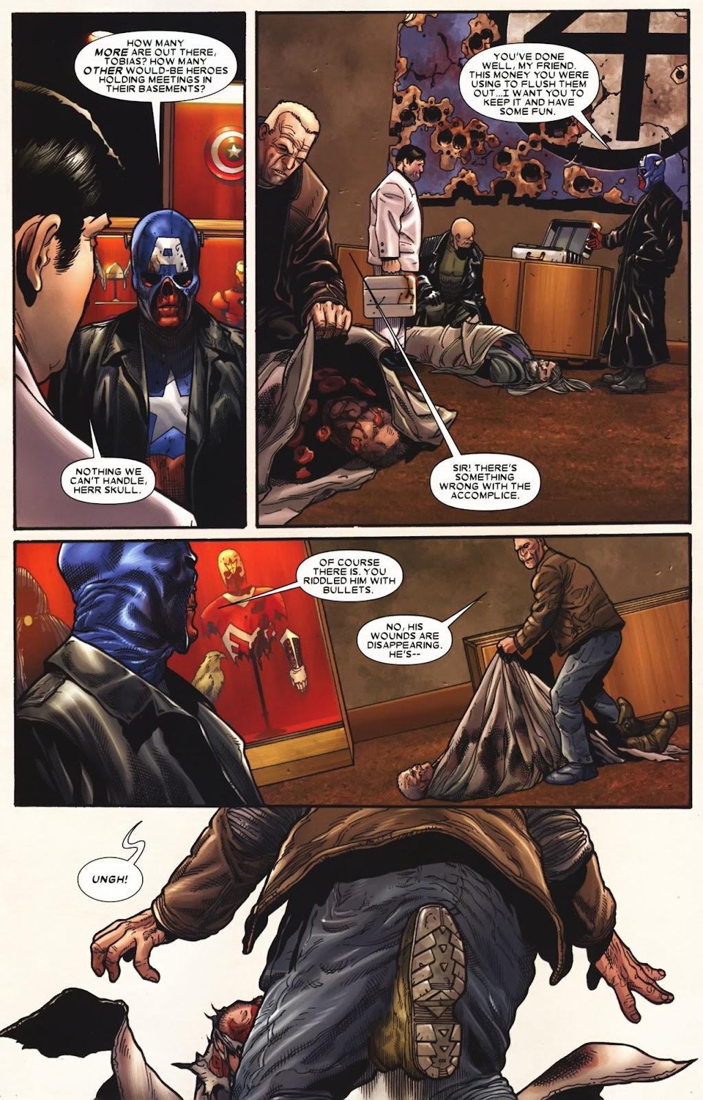 Read online Wolverine (2003) comic -  Issue #72 - 9