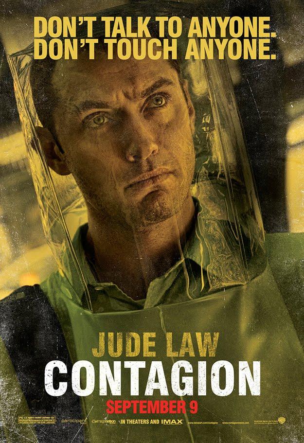 Contagion   Teaser Trailer
