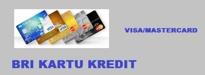 Jenis kartu kredit pertama bri