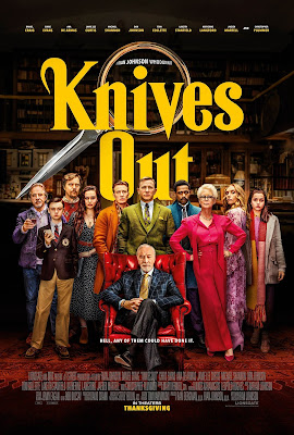 Knives Out 2019 Eng WEB HDRip 480p 400Mb ESub x264