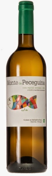 Wine #2: Monta de Paceguina 'Branco' from Alentejo, Portugal - RM90