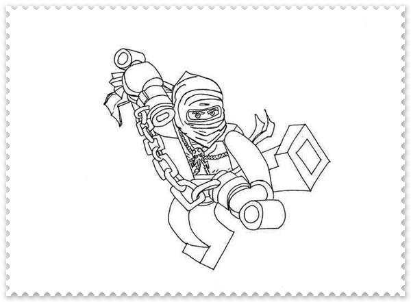 ausmalbilder zum ausdrucken ninjago ausmalbilder